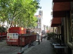 Sluitstuk riolering Boterstraat geplaatst