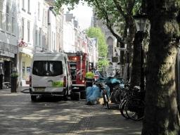 Gaslek Boterstraat: huizen en winkels ontruimd