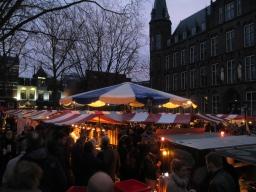 Massale toeloop tweedaags marktfestijn Mariaplaats