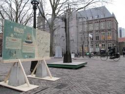 'Wensbomen' blijken verkapte Utrecht-promotie