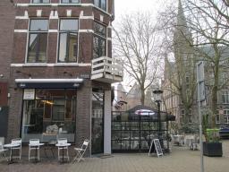 'Café Elize' nieuwe ontbijt-, lunch- en borrelplek op de Mariaplaats