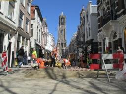 Straatwerk herinrichting Zadelstraat gereed
