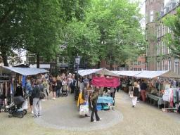 Cultmarkt 'Le Bazarre' nieuw op Mariaplaats