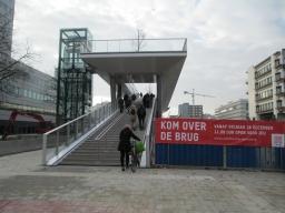 Moreelsebrug geopend