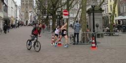 Marathon passeert Mariaplaats