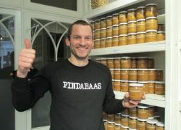 'De Pindakaaswinkel' geopend